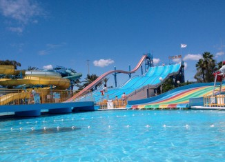 Aguamar waterpark - Ibiza