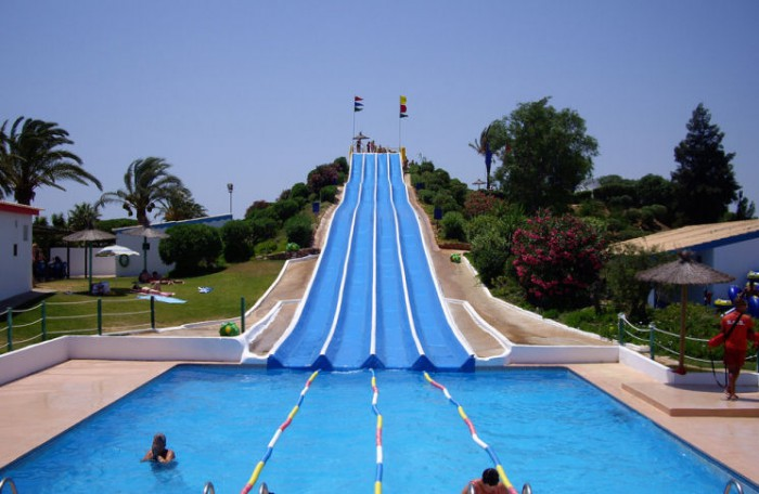 Aqualand waterpark - Mallorca